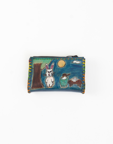 Practical 0 wallet-Autumn Festival Rabbit