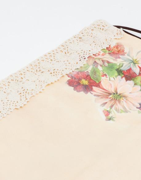 Spring Miracle-Butterfly Gubat vinyl DrawString Back bag (custom-made)