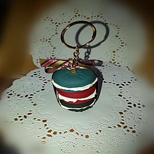 Wedding Gadget ~ Stylish creative macarons pendant ~a7~zina 000941