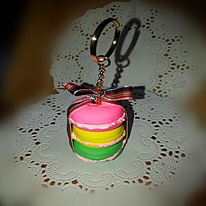 Wedding Gadget ~ Stylish creative macarons pendant ~a9~zina 000943