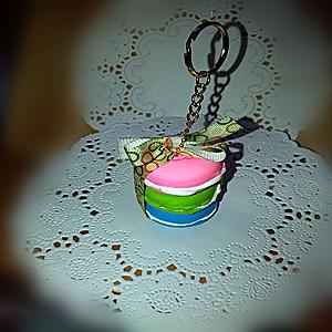 Wedding Gadget ~ Stylish creative macarons pendant ~a8~zina 000942