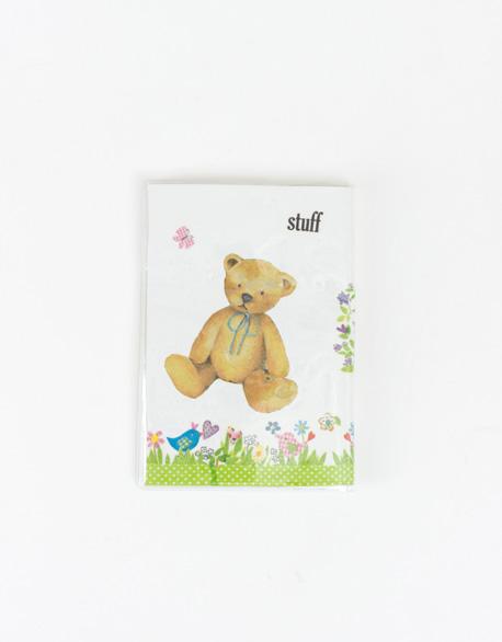 Happy Bear Notebook