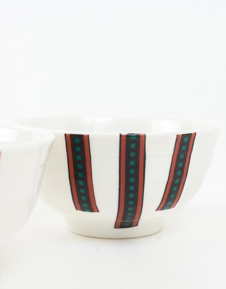 Aboriginal Totem Bowl