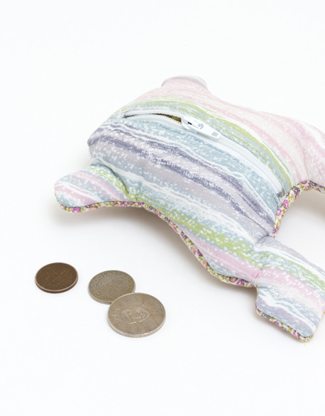 Small Frog 0 Wallet
