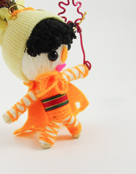 Sock Doll Science Little Flash