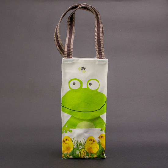 Butterfly mojitos Canvas Kettle Bag