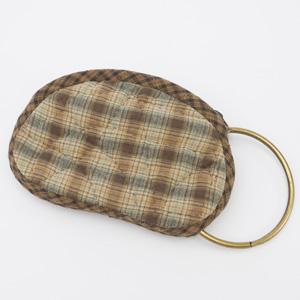 Girl Leaning window handbag