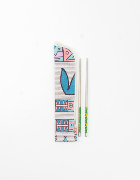Chopsticks Bag (medium-containing chopsticks)