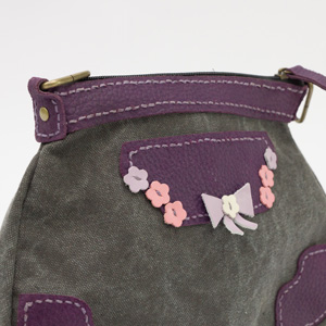 Miss Canvas Bag