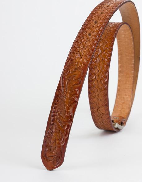 Leather Carving Belt