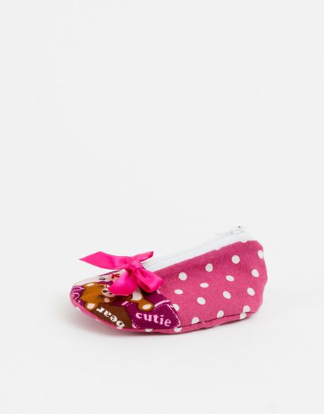 Cute shoes bag