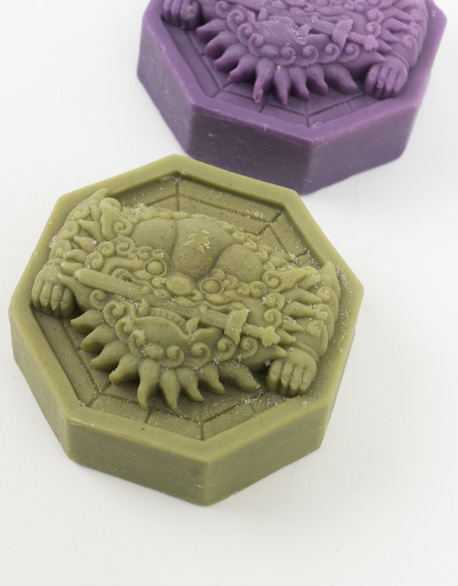 Sword and Lion soap Gift box