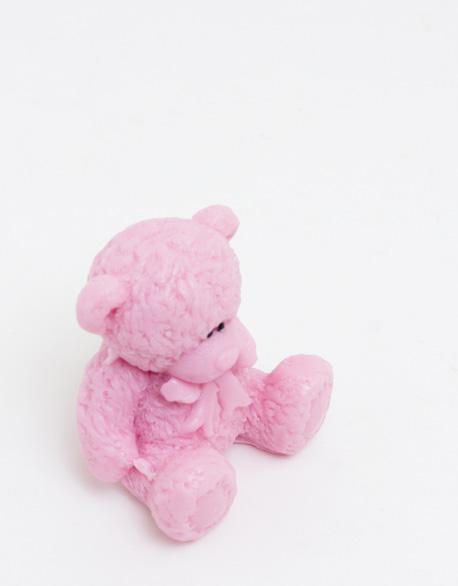 Handmade soap-Teddy bear styling