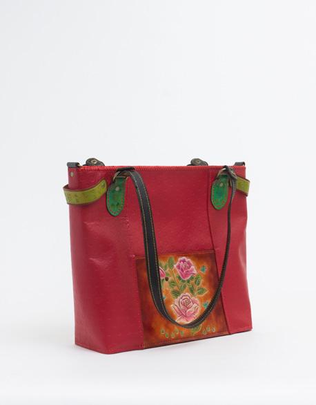 Rose Carving Bag