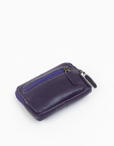 Soft Leather 0 Wallet