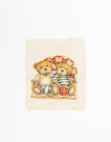 Bear Table Mat
