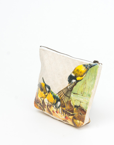 Country Cosmetic Bag