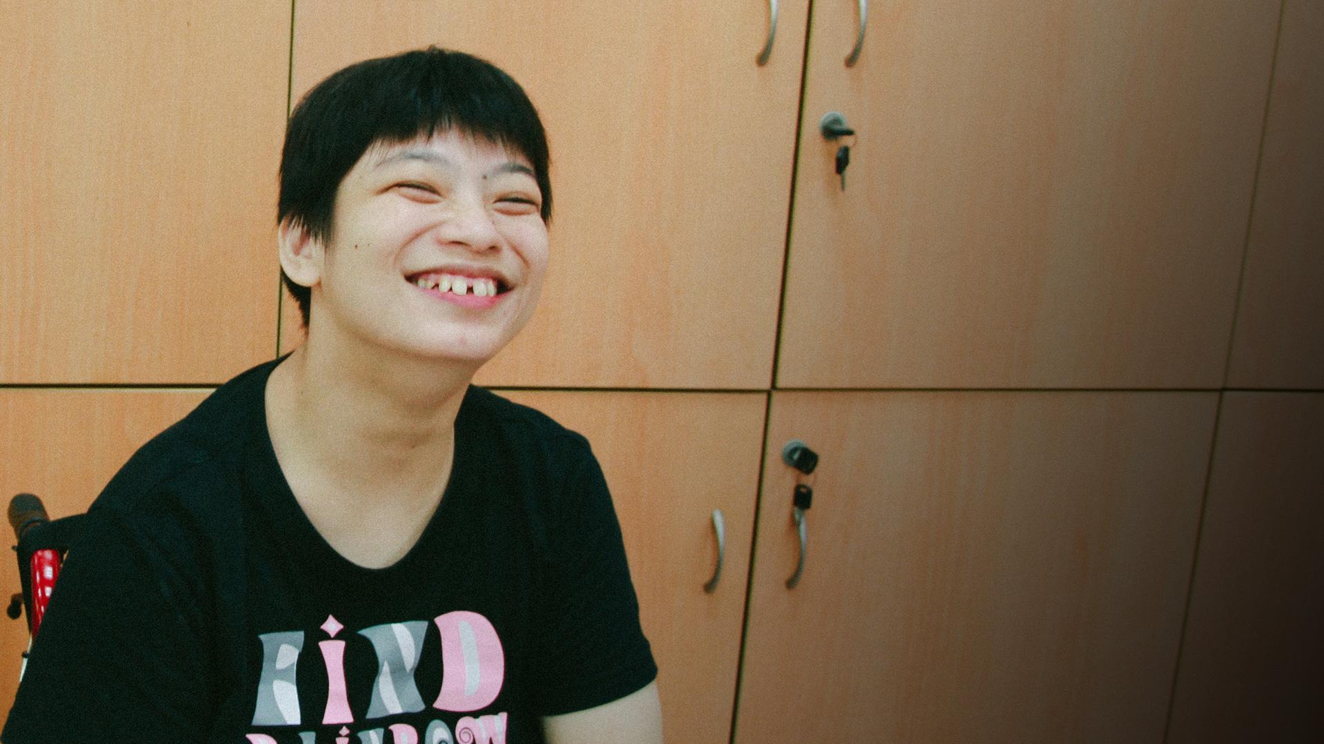 王怡靜-喜登坊-38歲-加入晴天坊3年9個月<