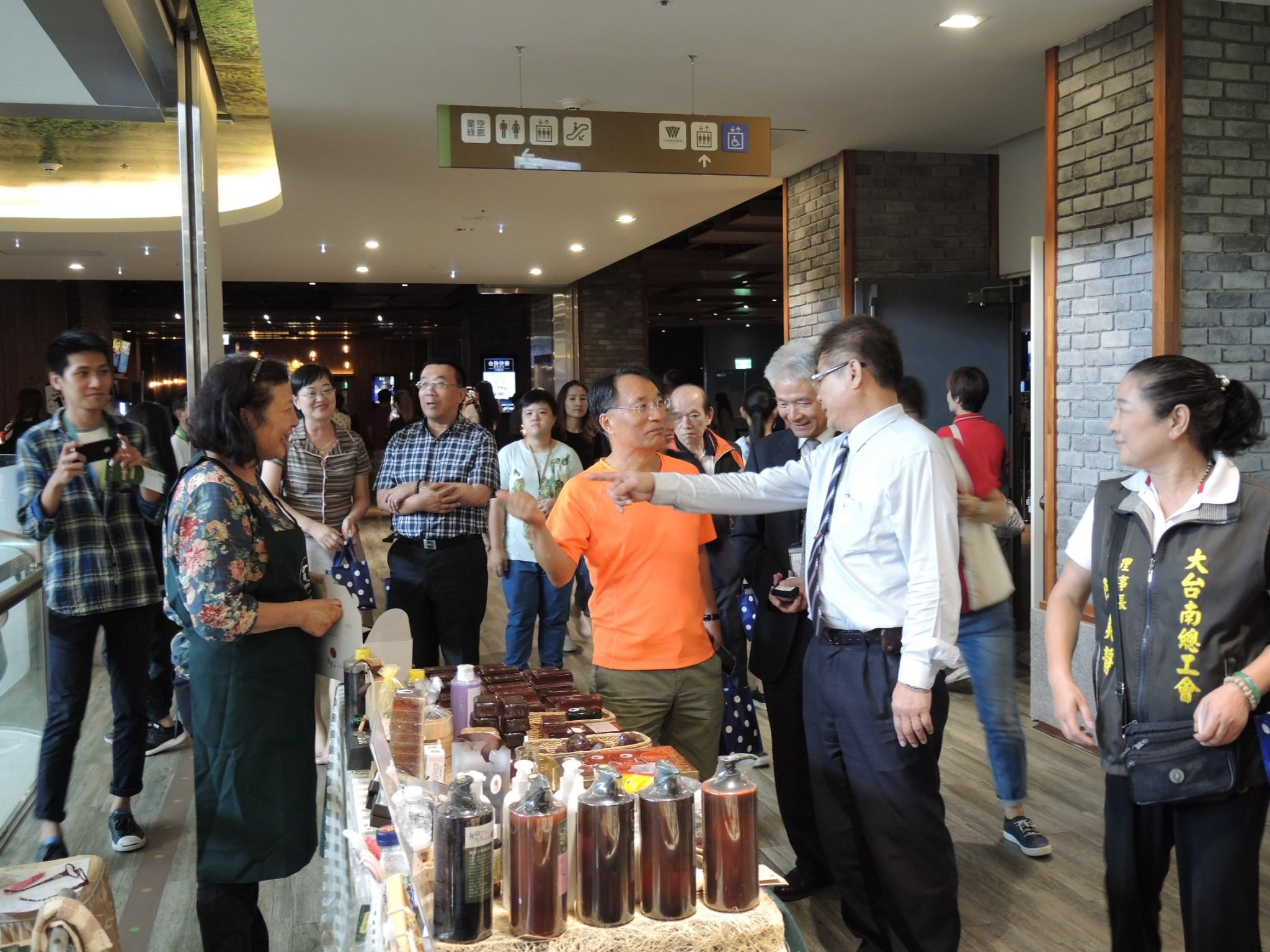 南紡購物中心舉辦年度主題活動